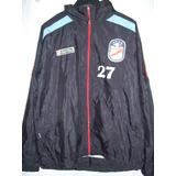 Camperon Lotto Arsenal 2012 Talle L #27 Utileria Impecable