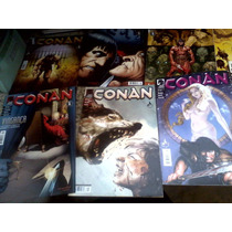 Conan Mensal Mythos - Varios Numeros / Manga, Gibi, Quadr,