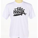 Camisa Camiseta Cantor Rock Hip Hop Rapper Rap Wiz Khalifa