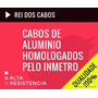 Fio Cabo De Aluminio Multiplex Triplex 3 X 10mm 300 Metros