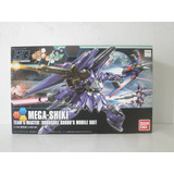 1/144 Hgbf Mega Shiki Gundam - Model Kit Gundam