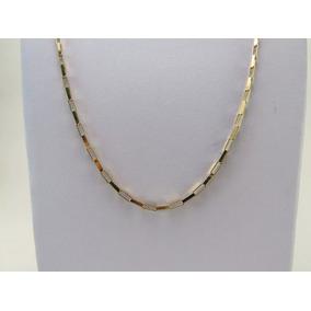 Cordão Cartier Grossa 60cm Masculino Ouro 18k Maciço 60 Cm