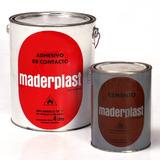 Cemento De Contacto Maderplast 1 L - Artículos De Tapicería