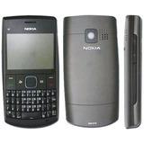 Carcasa Nokia X2-01 Negro Temperley Zona Sur