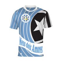 Camisa Meus Dois Amores - Vila Isabel E Botafogo