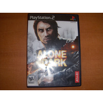 Alone In The Dark Juego Para Ps2