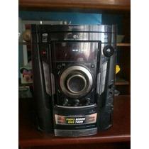 Equipo De Sonido Lg Mct704 8000w Pmpo 740w Usb Xmetal Usado