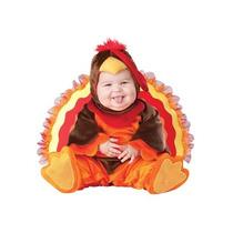 Disfraz Bebe Pavo Niño Niña Halloween Pavito