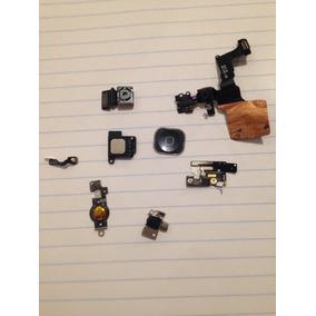 Refacciones Para Iphone 5c Cámaras Flex Baterías Etc