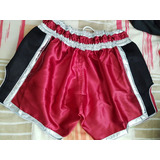Short ( Pantaloneta) Mma Lumpinee Muay Thai Talla 32