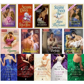 E-book Coleçao 58 Livros Romances Historicos-serie Completa