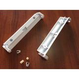 Kit Suporte Lateral Porta Congelador Continental Rc27 Rc29 O