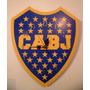 Reloj Escudo Boca Juniors 30x35 Unicos!!!