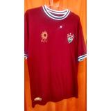 9790e892a7 Camisa Fluminense Retro Grena - Futebol no Mercado Livre Brasil