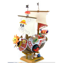 One Piece Thousand Sunny Barco Pirata Armable Dhl Grati 35cm