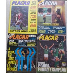 Revista Placar (anos 70) Várias 25,00 Cada Uma