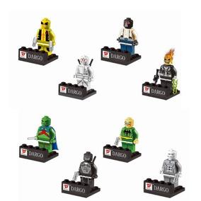 Figuras Compatibles Con Lego De Superheroes Y Villanos Marve