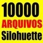 10000 Mil Arquivos Silhouette Festas Infantis Decoraçao