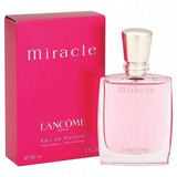 Perfume Miracle Lancôme 100ml Edp Feminino Original Lacrado