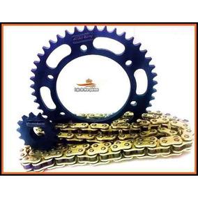 Kit Relacao Fazer 250 Retentor Dourada Corrente Fina 428h