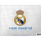 Skin ,portatil, Adhesivo, Sticker,calcomania, Real Madrid Fc