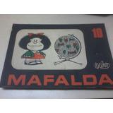 Libro Mafalda 10 Quino Marzo De 1974 Ciudad De La Plata
