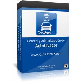 Carwashmx - Software Para Controlar Y Administrar Autolavado