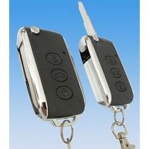 Alarma Auto Llave Tipo Navaja Sensor Golpes Centralizador