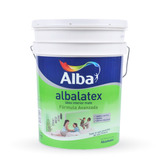 Albalatex Pintura Latex Interior Mate X 20lt Alba Prestigio