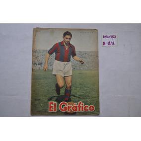 Revista El Grafico N 2094 Miguel Angel Ruiz San Lorenzo