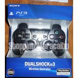 Control Inalambrico Playstation 3 Dualshock * Tienda Física*