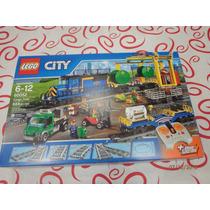 Lego 60052 City Tren De Carga