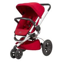 Carrinho De Bebê Quinny Buzz Xtra 2.0 Stroller Vermelho