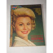 Revista Sétimo Céu Nº 95 - Nov/1963 - Telenovela, Liz Taylor