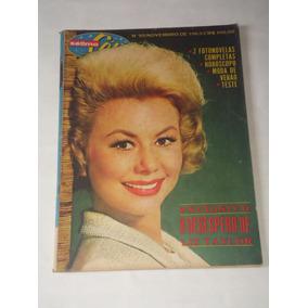 Sétimo Céu Nº 95 - Nov/1963 - Ed. Bloch - Liz Taylor