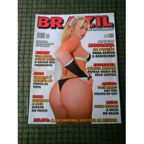 Brazil Sex Magazine N. 118 - Morgana