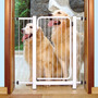 Grade Portão P Isolamento Proteção 70x86cm C/ Extensor 10cm