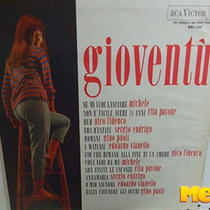 Va 1966 Gioventú Lp Mono Rita Pavoni Nico Fidenco Gino Paoli