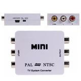 Transcoder Pal-m Ntsc Dual Way Tvs Importadas Pronta Entrega