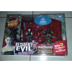 Jill Valentine Vs Brain Sucker Resident Evil 3 Frete Gràtis