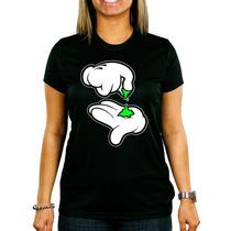 Playera O Camiseta Mickey Dope Todos Los Diseños Swag