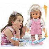Bebe Emma Crece Lalelu Ema Habla / Open-toys Avell 127