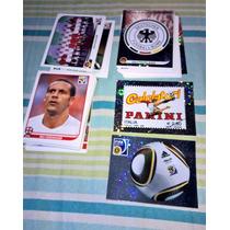 Figurinhas Avulsas Copa Do Mundo 2010