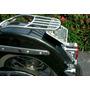 Suporte De Placa Harley Davidson Rebaixado Deluxe