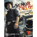 El Señor De Los Cielos - Serie Completa En Dvd
