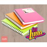 Etiquetas Escolares Soy Luna Imprimibles Plancha A4 Stickers