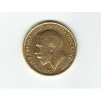 Moeda 5 Libras Ouro .917(39,9g) 1911 Rei George V #11