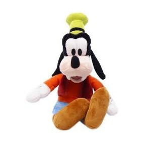 Muñeco Peluche Mickey Mouse Club House Goofy 32 Cm Original