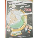Publicidad Recorte Juguetes Jugal Globo Terraqueo Artplast
