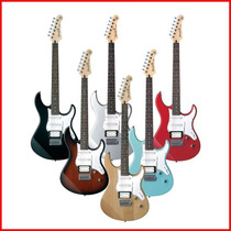 Guitarra Yamaha Pacifica Pac112v Stratocaster - En Palermo